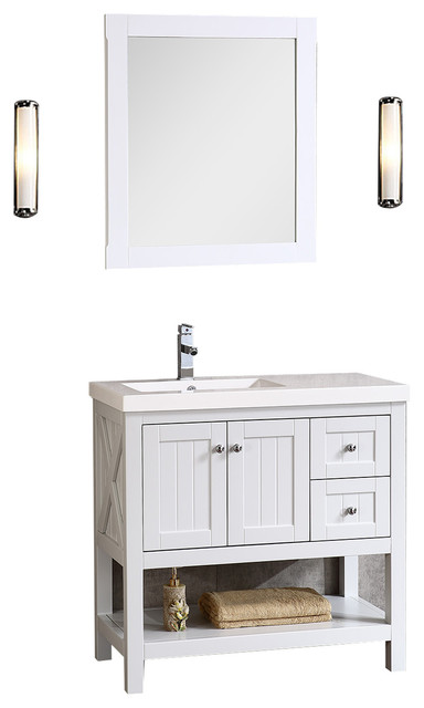 emily cottage style bathroom vanity light grey beach style bathroom