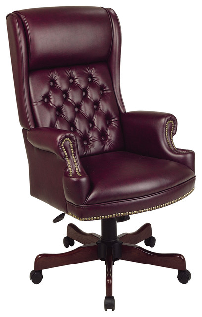 high back traditional executive office chair traditional office chairs