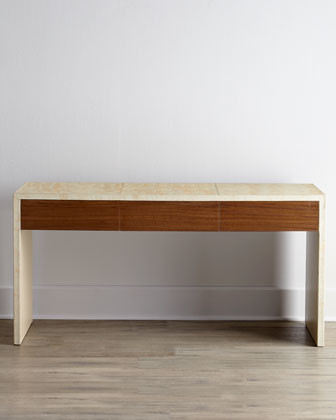Luella Console traditional-side-tables-and-end-tables