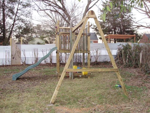 Swingset outdoor-swingsets