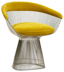 Platner Side Chair by Knoll Studio | Home Office Solutions - Contemporary - Armchairs And Accent ...
