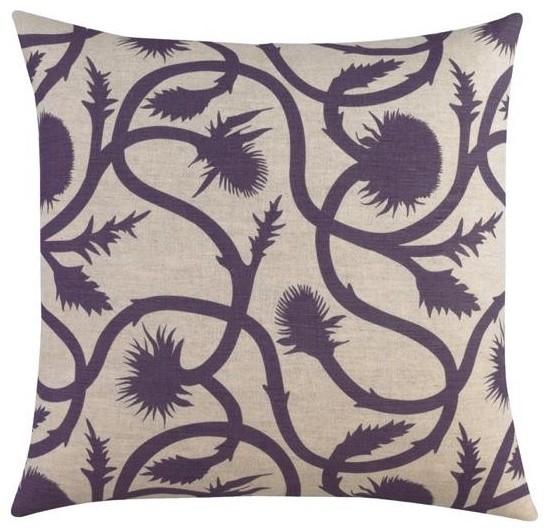 Dwellstudio Thistle Vine Pillow modern-decorative-pillows