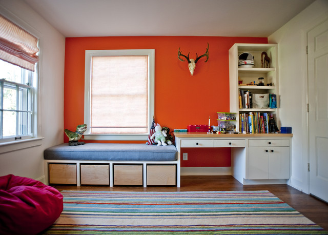 Bedroom Built-Ins modern-kids