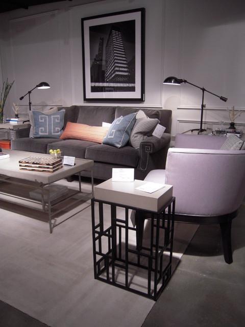Vanguard Showroom modern-living-room