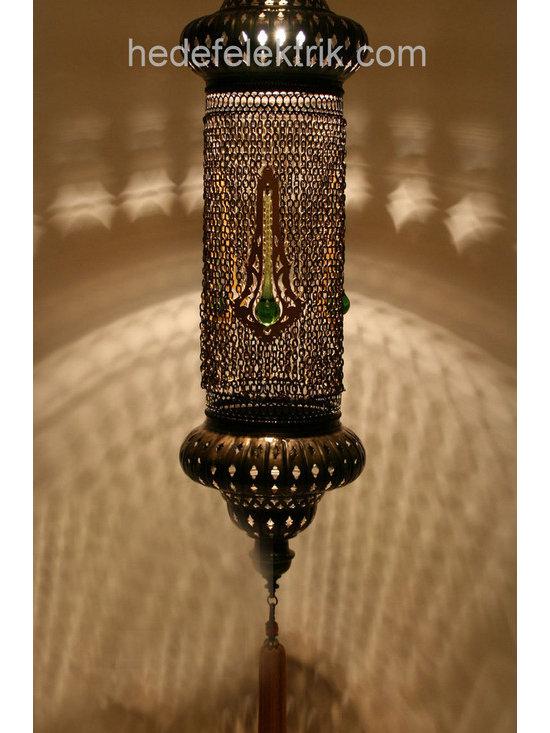 Turkish Style - Ottoman Lighting - *Code:  HD-04161_62