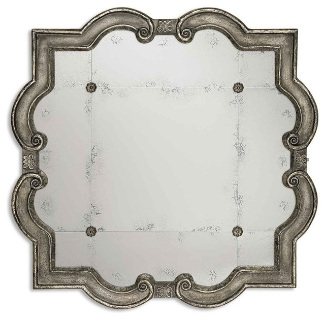Uttermost Prisca Small Mirror contemporary-wall-mirrors