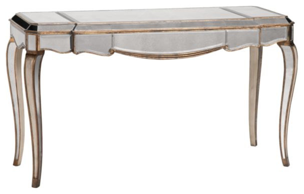 Guest Picks: Mirrored Console Tables