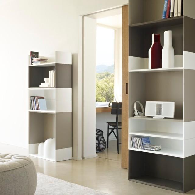 cabinetry tricolore modern new york by ligne roset. Black Bedroom Furniture Sets. Home Design Ideas