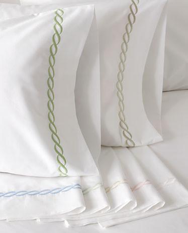 Matouk Classic Chain Bedding duvet-covers-and-duvet-sets