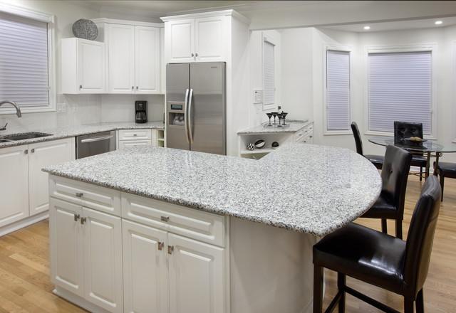 Waid Kitchen Remodel contemporary-kitchen