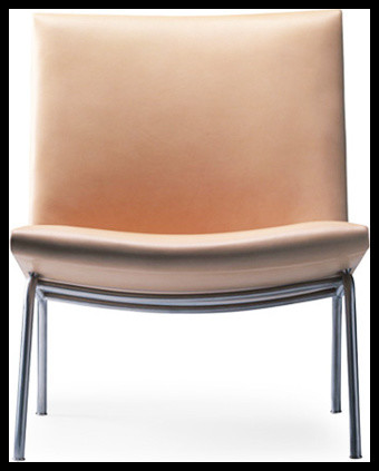 Wegner Airport Chair midcentury-living-room-chairs