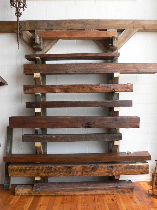 Mantels and Beams -
