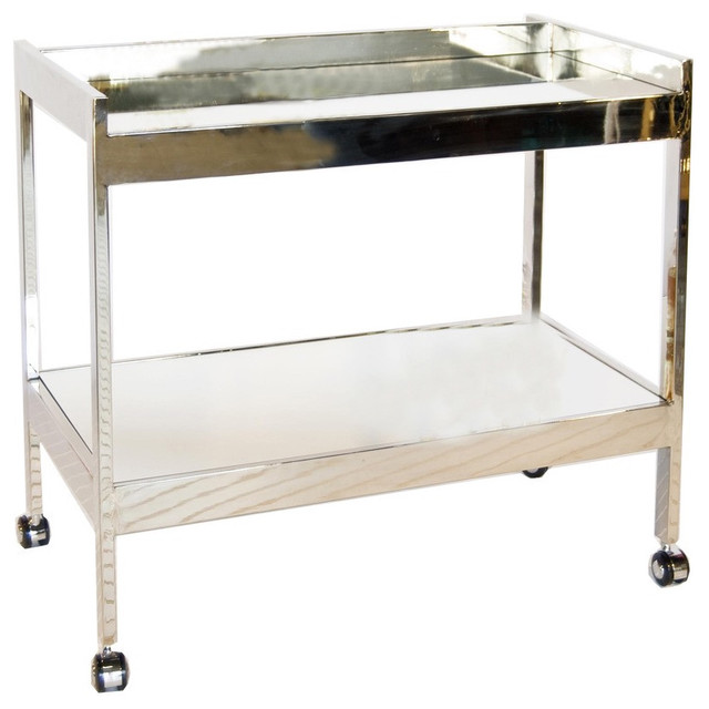 Alfred Bar Cart Modern Bar Carts By High Street Market