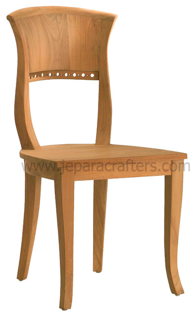 Teak Dining Chairs For Indoor Furniture Tropical Dining Chairs Other Me