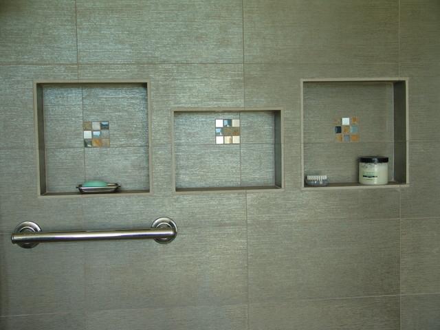 Ez Niches Bathroom Shampoo Soap Recess Shelf Wall Niche