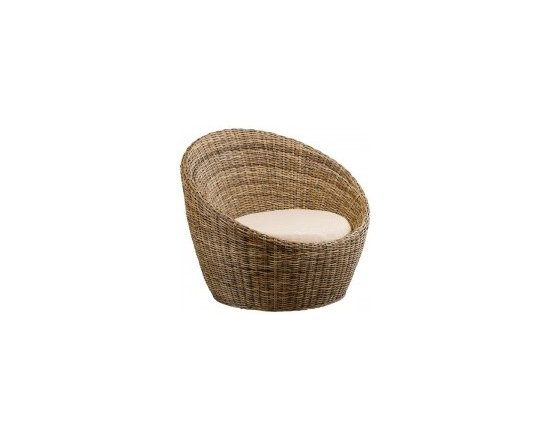 Seychelles Round Chair Lounge 1 Seater -