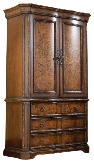 Hooker Furniture Beladora Armoire 698 90 013 Ends Jul