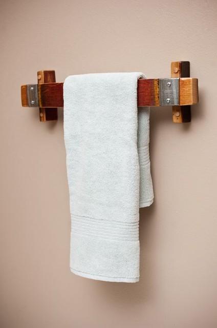 Barrel Stave Towel Rack Towel Racks Amp Stands Denver