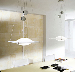 Cumulus S Pendant Lamp By Leucos Lighting modern-pendant-lighting