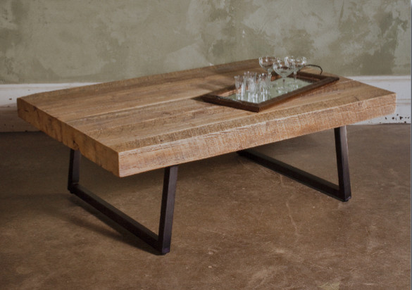 Reclaimed Timber Contempo Coffee Table