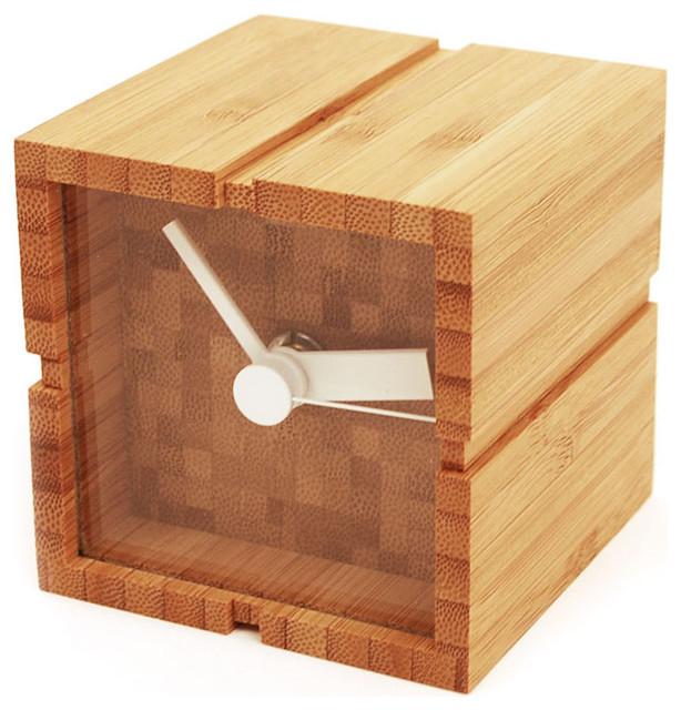 CUBE Clock modern-clocks