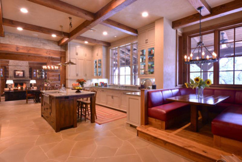 Ranch traditional-kitchen