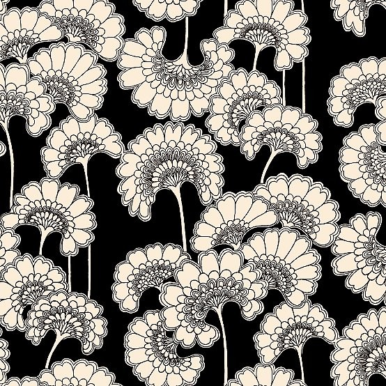 Kate Spade Japanese Floral Wallpaper asian-wallpaper