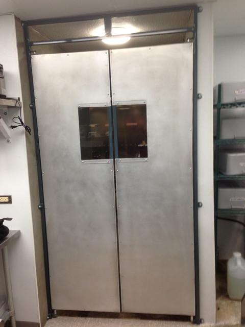 Restaurant Kitchen Dinning Swing Doors