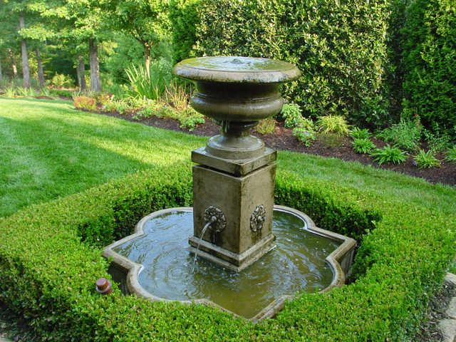 Haddonstone Fountain Traditional Outdoor Fountains And