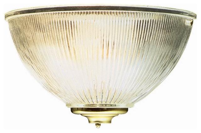 Millbridge 1-Light Ceiling Mount contemporary-flush-mount-ceiling-lighting