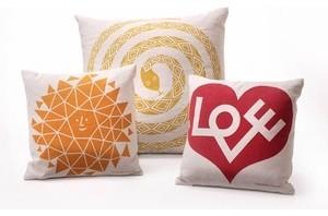 Vitra Suita Pillows by Alexander Girard modern-decorative-pillows