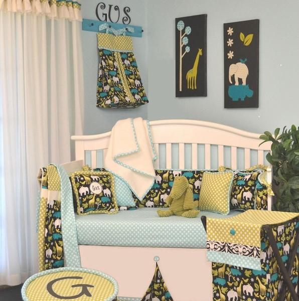 Gus Bedding Set sheets