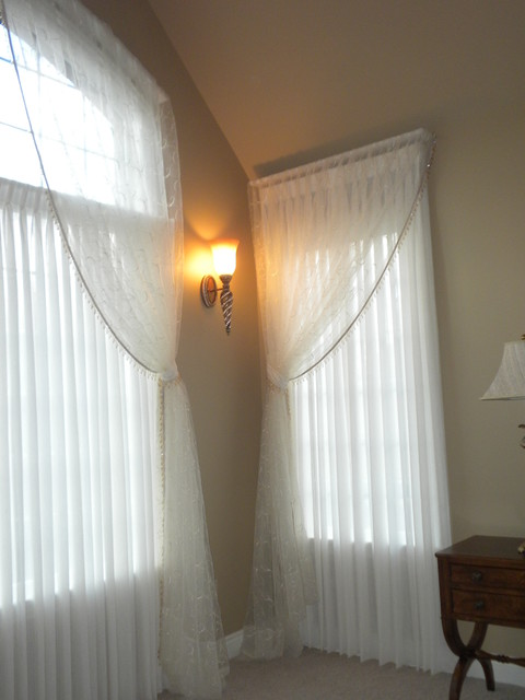 Arched Top Windows Modern Window Treatments Other