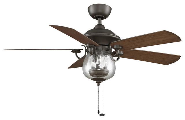 "Fanimation Fans-FP7954-Crestford - 52"" Ceiling Fan ceiling-fans"