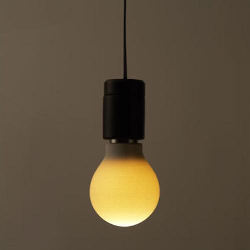Bulb Lamp Gradation