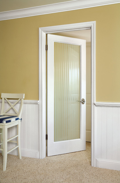 The Reed Door: Brighten up your Home in Linear Fashion contemporary-interior-doors
