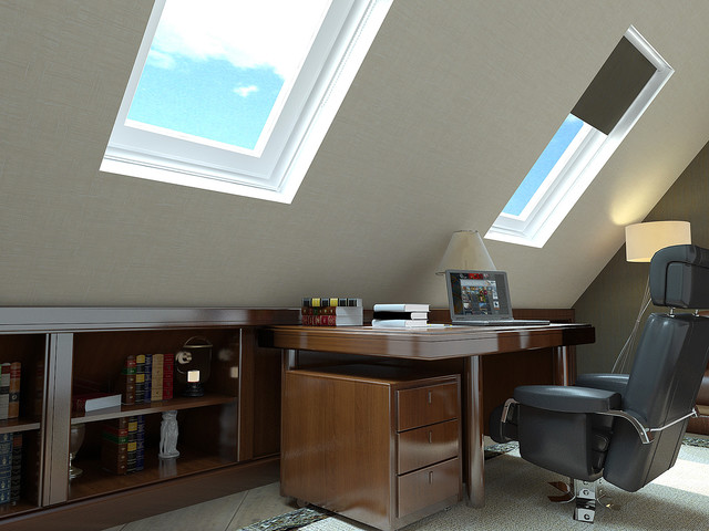 Lompier Interior Group contemporary-home-office