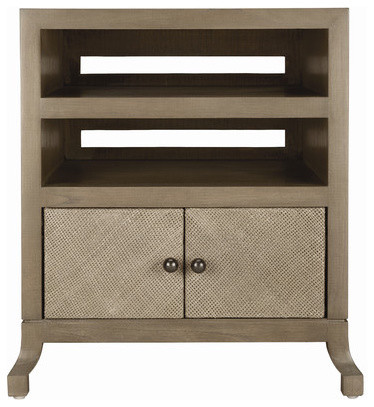 Caprice Media Cabinet - Modern - Filing Cabinets - by AllModern