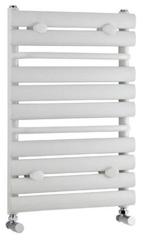 White Heated Towel Rail 650 x 445 traditional-towel-bars-and-hooks
