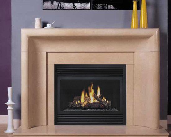Marble Fireplace Mantels - Casablanca -