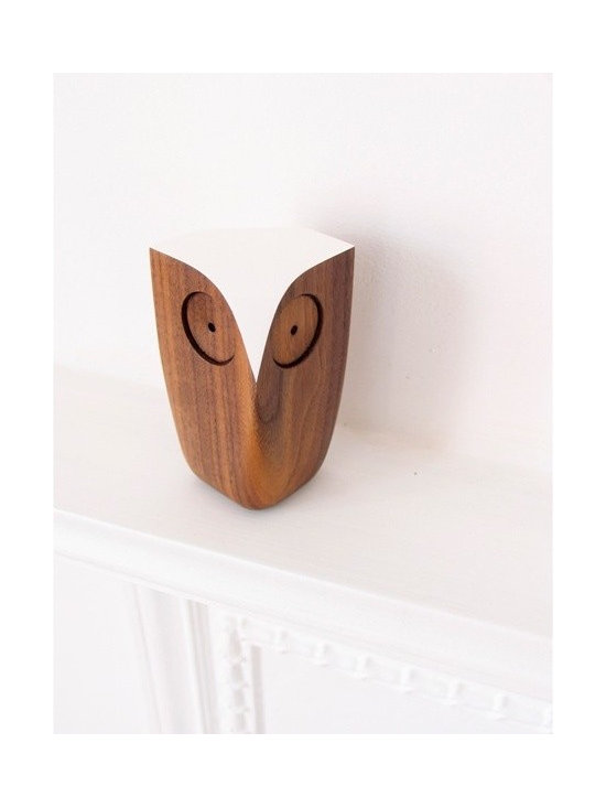 Walnut Owl -