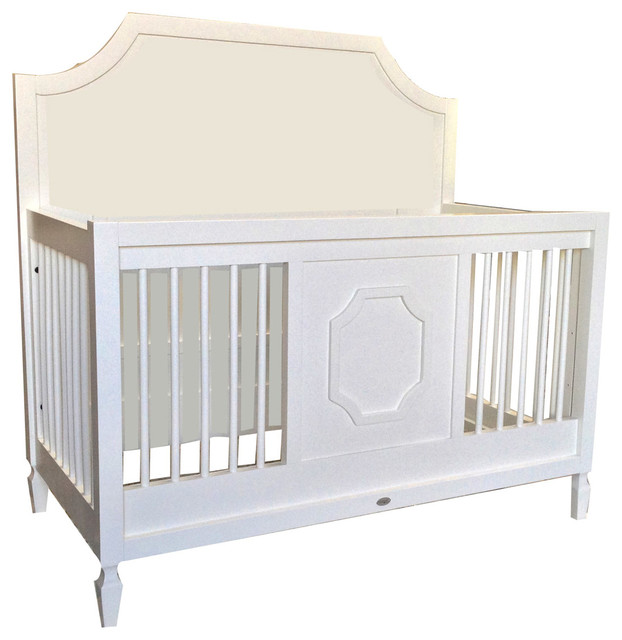 Beverly Conversion Crib traditional-cribs