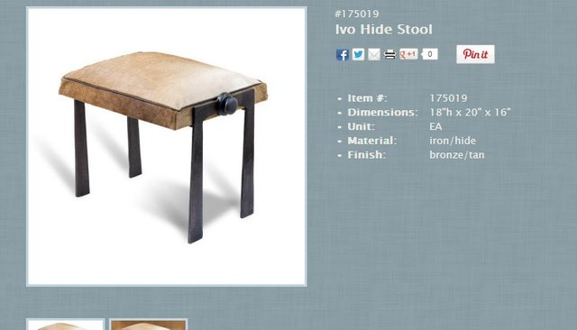 search for interesting NOT too expensive occasional tables. modern
