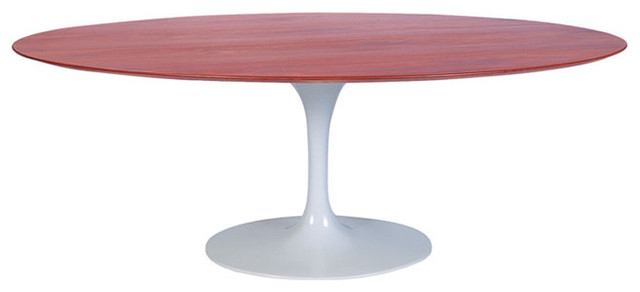 Saarinen with rosewood top dining-tables
