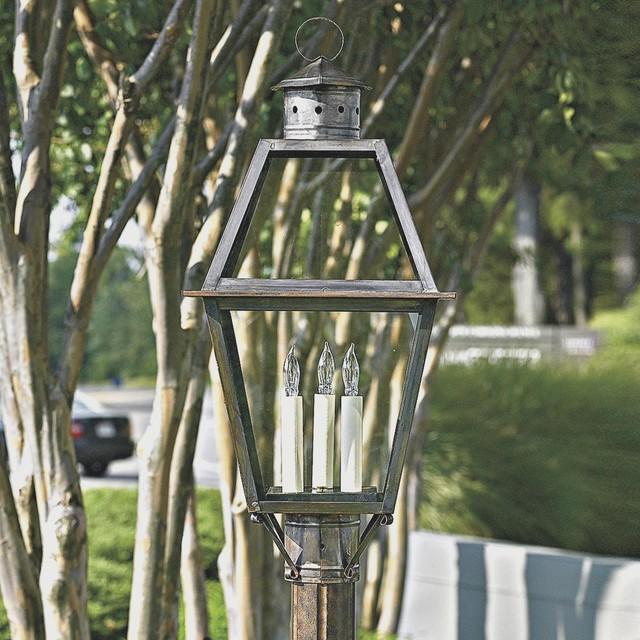 Richmond Outdoor Post Light post-lanterns