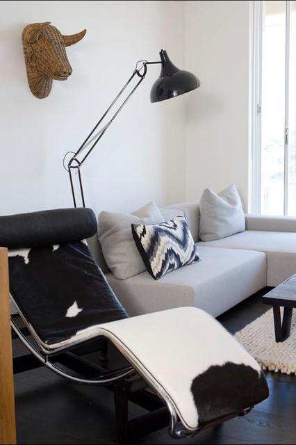 Darling Point 2 Bedroom contemporary-living-room