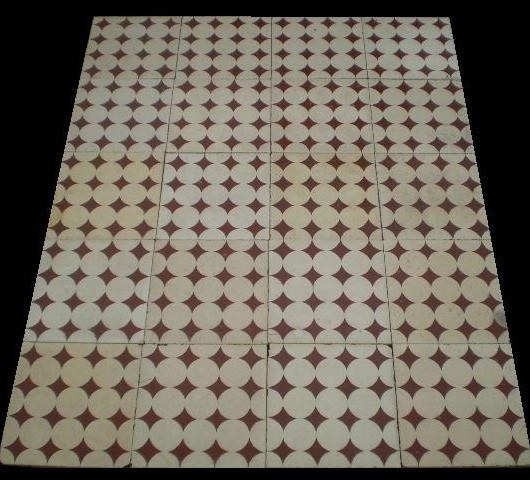 VICTORIAN TILE,VICTORIAN TILE,VICTORIAN TILE,VICTORIAN TILE by LUXURY STYLE.ES traditional-floor-tiles