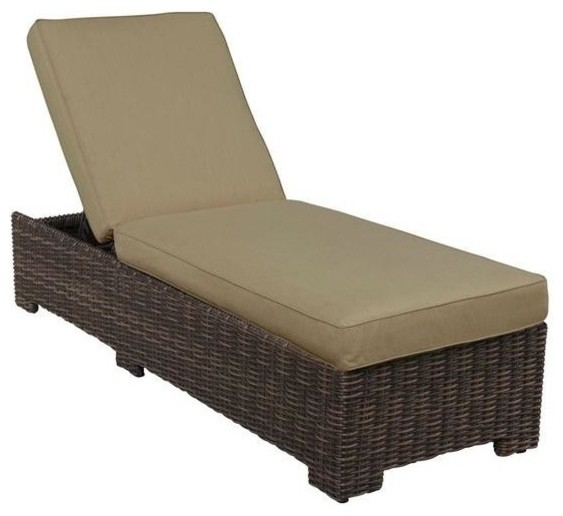 Brown jordan chaise lounges northshore patio chaise lounge for Brown and jordan chaise lounge