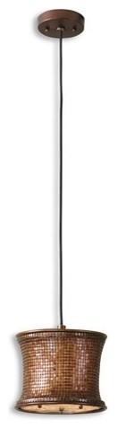 Uttermost Marcel Copper, Mini Pendant contemporary-pendant-lighting