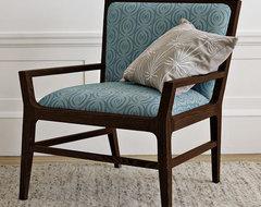 Allegra Hicks Chauncey Chair modern-armchairs